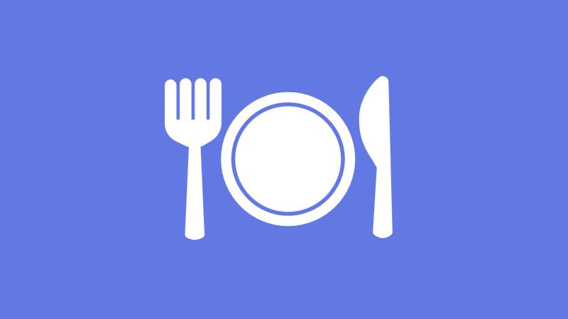Restaurant Mobile App Fork and Knife