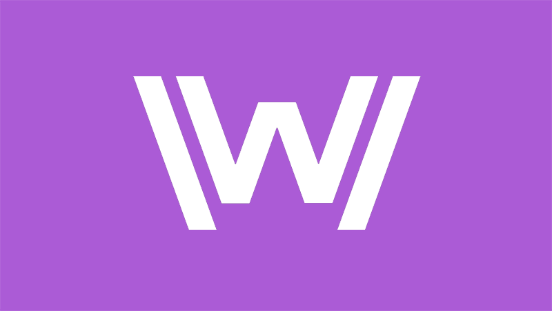 mobile technology used in Westworld logo